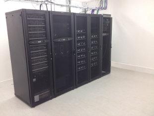 Milton Keynes Data Centre